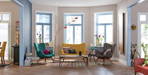 art miami spielereien mit formen und farben tipps vom einrichter. Black Bedroom Furniture Sets. Home Design Ideas